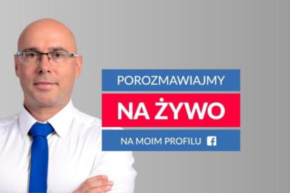 POROZMAWIAJMY NA ŻYWO – Dariusz Wójtowicz