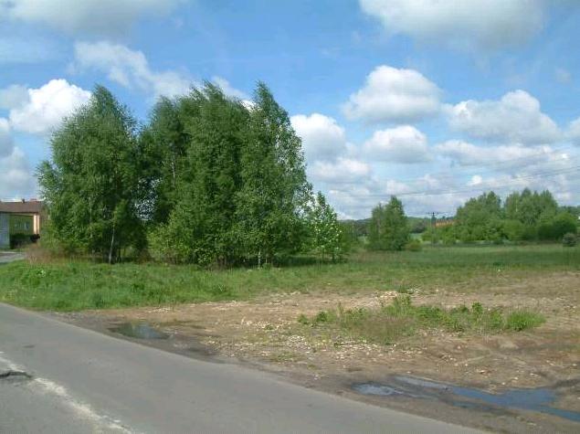 ul. Dolna – teren pod zabudowę mieszkaniową jednorodzinną (2 działki)