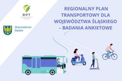 Skąd, dokąd i jak? -czyli Regionalny Plan Transportowy w województwie śląskim