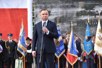 Wizyta Prezydenta Rzeczypospolitej Polskiej Andrzeja Dudy