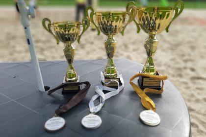 Otwarte Mistrzostwa siatka i badminton 2021