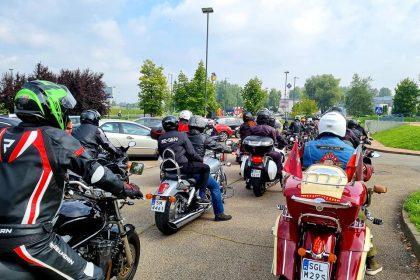 Zakończenie lata – Motocykliści dla Pawła