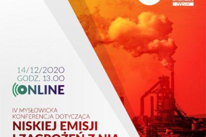 IV Mysłowicka Konferencja Dotycząca Niskiej Emisji i Zagrożeń z nią Związanych