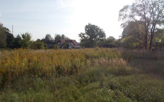 ul. Chrzanowska – teren niezabudowany o pow. 1,0098 ha, przeznaczony do zbycia na cele usługowe